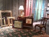 dresser-mirror-needlepoint-rug-and-chair